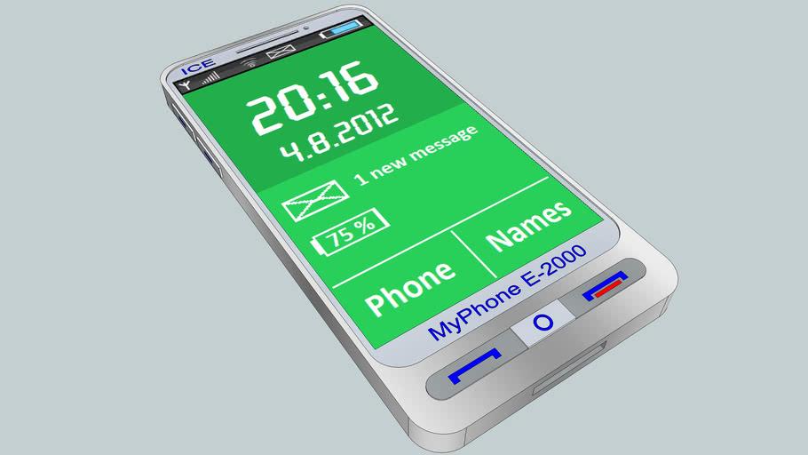 ICE MyPhone E-2000