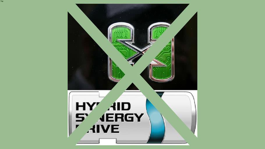 No hybrids. No synergy drive.