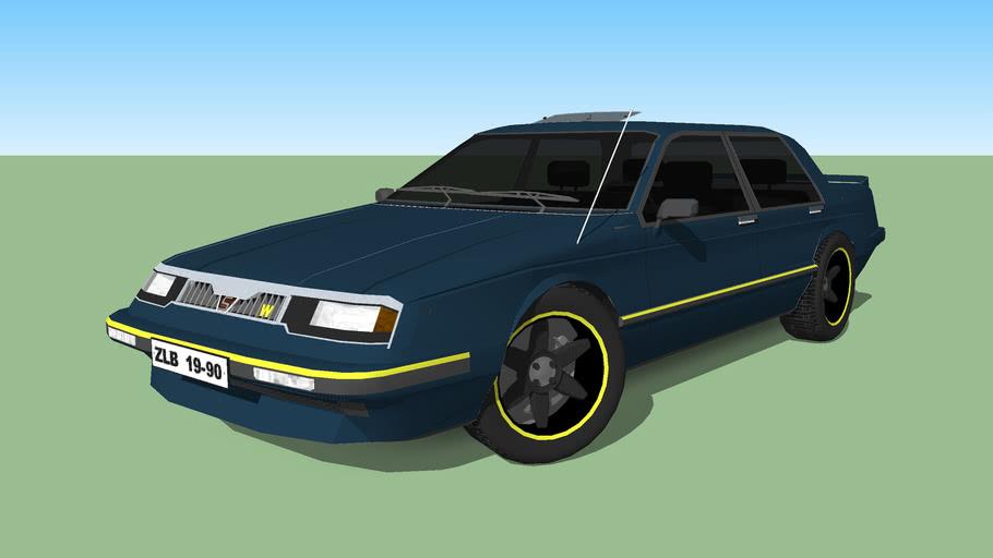 1990 Skylark Cruiser W V10