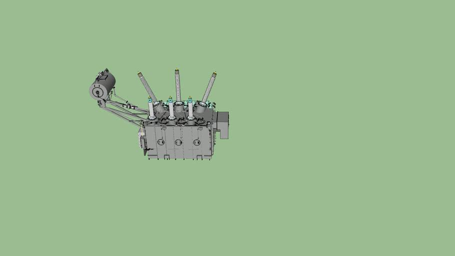 power transformer_Siemens