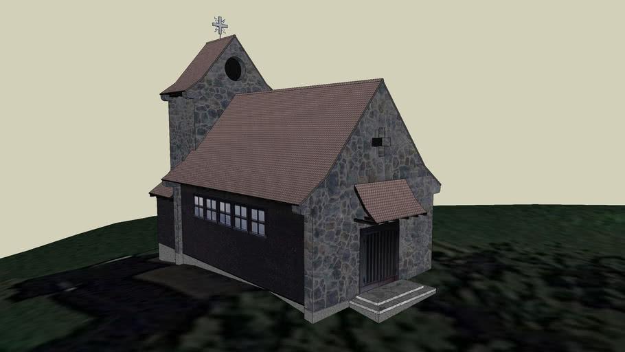 Michaelskreuz - Michael´s Cross Chapel