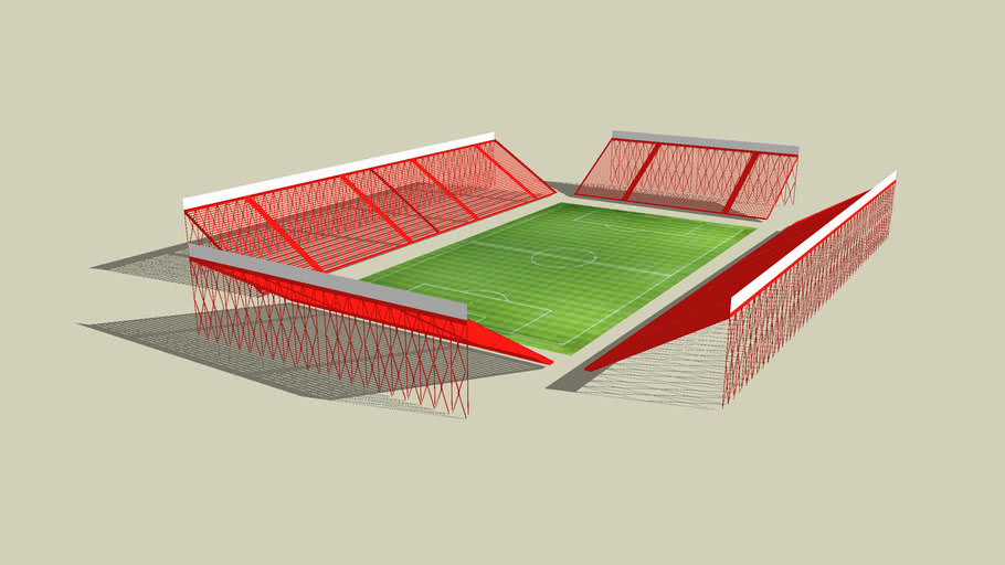 Estadio de Club de Barrio (Mejorado)