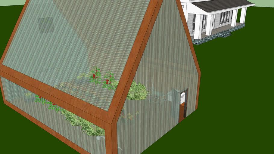 Hugh Townsend Greenhouse Project 1