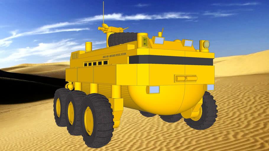 ARGO A 30 Exploration vessel system