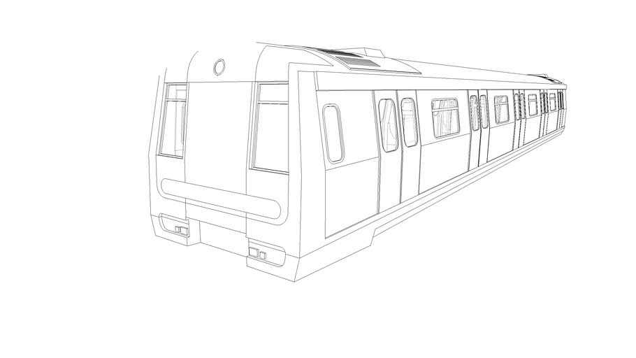 MTR Rolling Stock