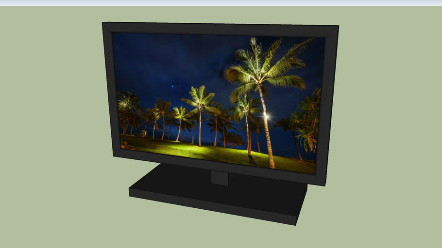 "Kuhaida Vista Flatscreen TV (12"")"