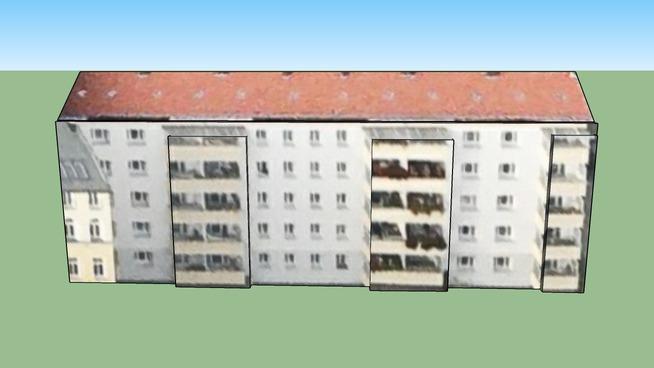 Edificio en Berlín, Alemania