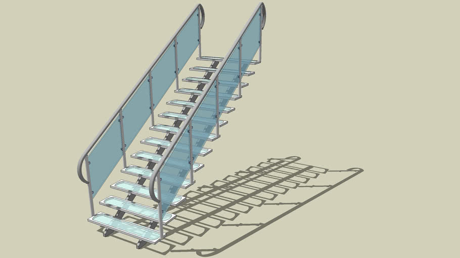 Treppe Stair