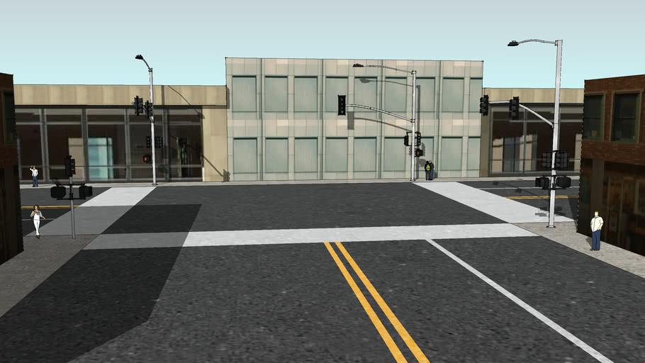 GTA San Andreas:  Jester road