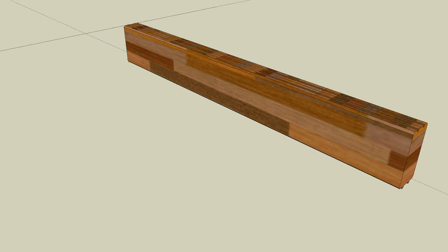 wook plank 130mm thikness