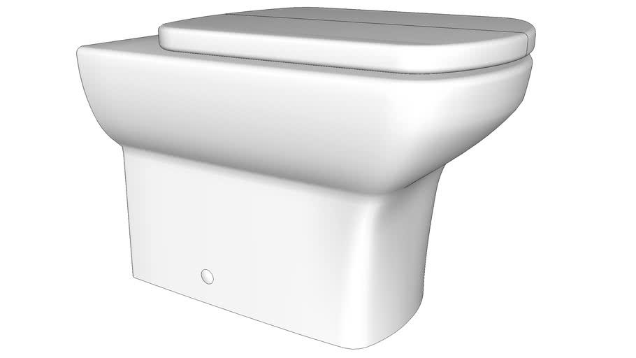 WC floor mounted