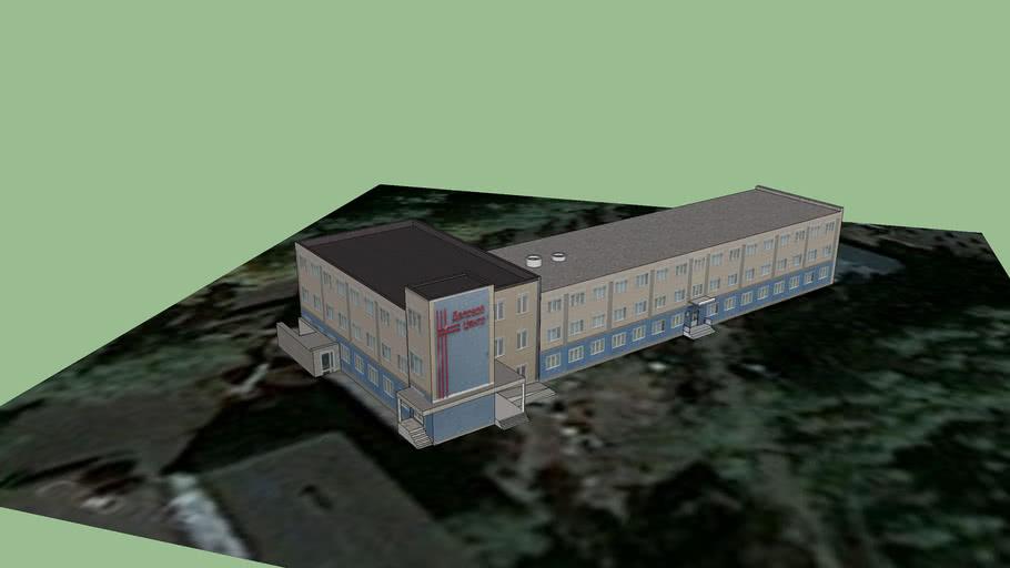 Административное здание СУ-2 и Деловой центр