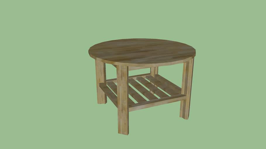 Kalmar coffe table round