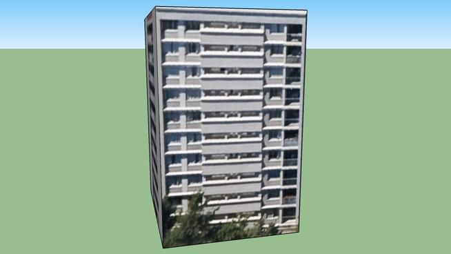 Bâtiment situé 69300 Caluire-et-Cuire, France