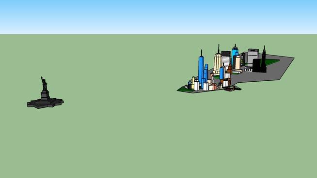 Mini New York City!
