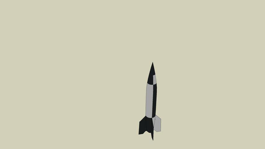 V2 nuclear armed rocket