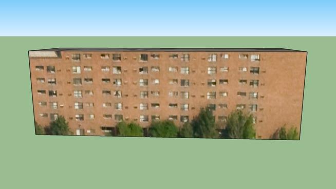 Construção em Detroit, MI, USA