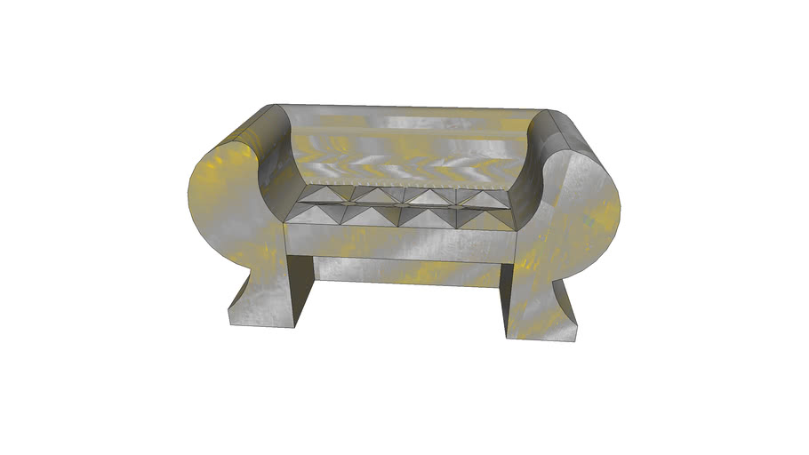 Cup Loveseat