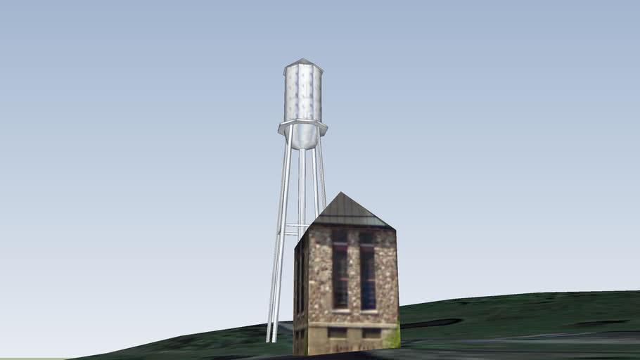 Ste Croix Powerhouse