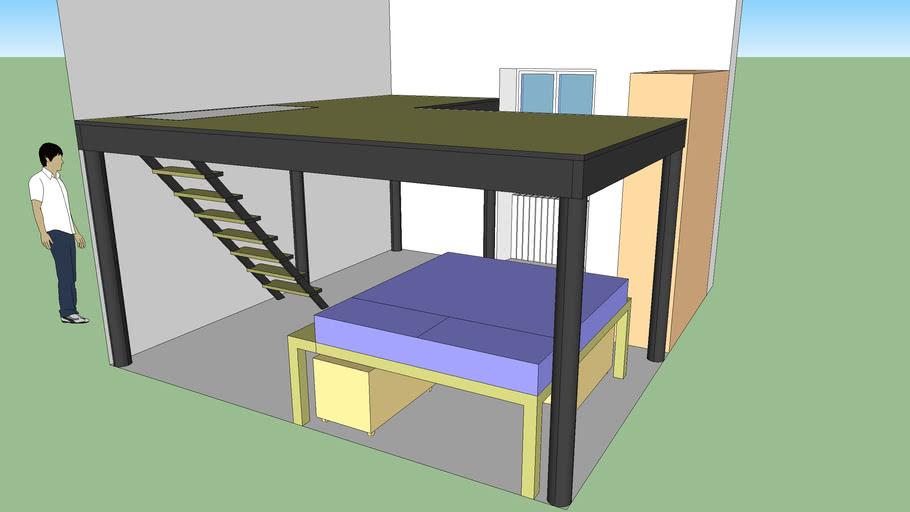 Guzman - La mia camera (progetto)