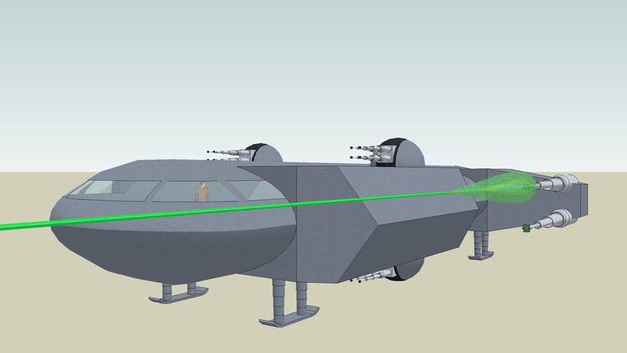 Dagger Class Hull, FAC Variant