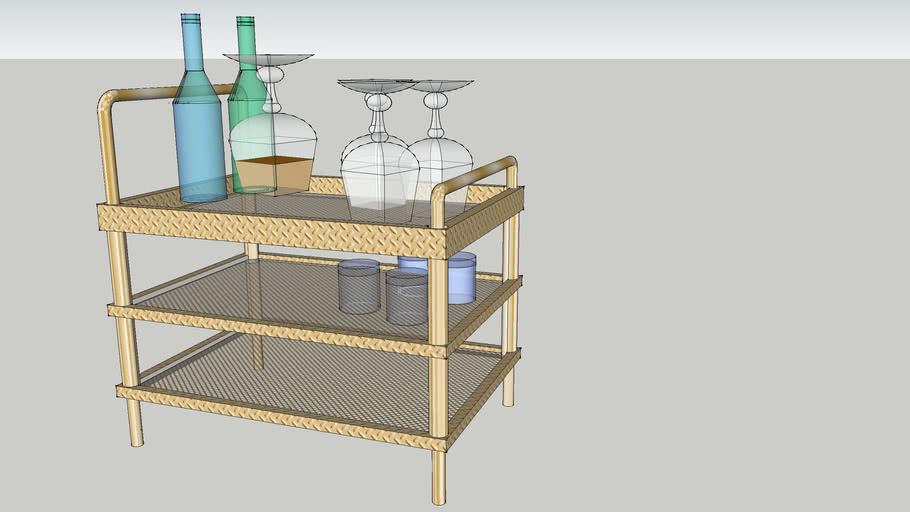bar/side table
