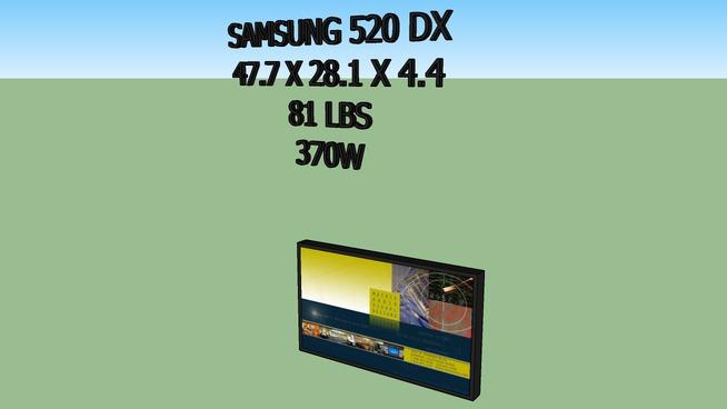 Samsung 520DX