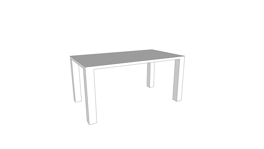 Inmod Abby Dining Table