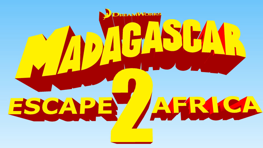 Madagascar Escape 2 Africa Logo