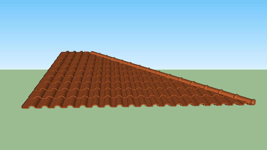 telhado convertido