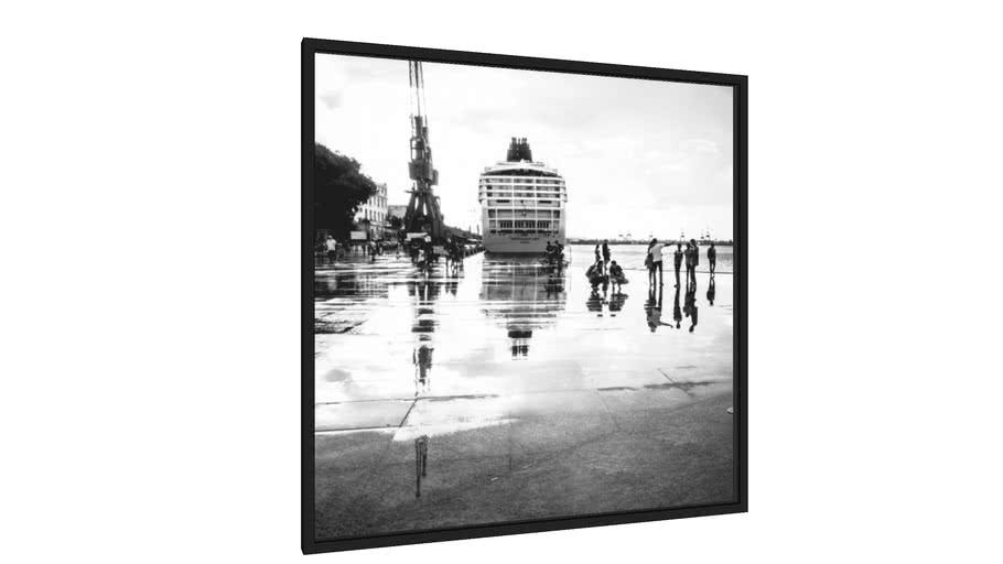 Quadro Viver Rio - Galeria9, por Jo Cruz