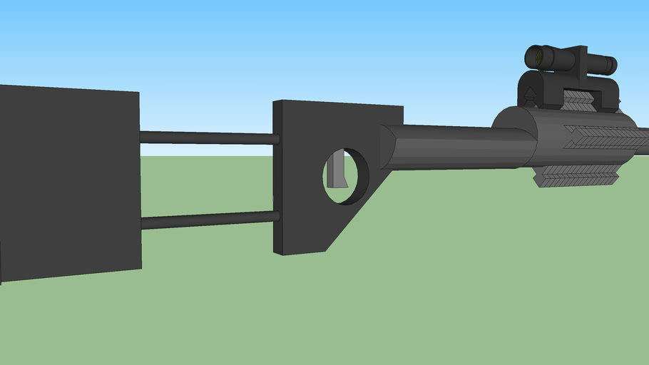 sniper noir