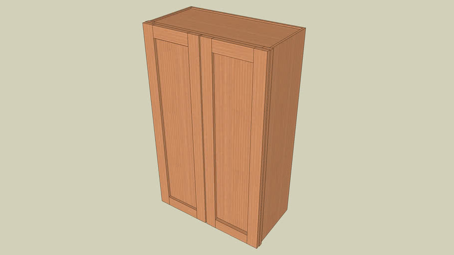 Wall_Cabinet_2Door_39Hx24Wx12D_shaker