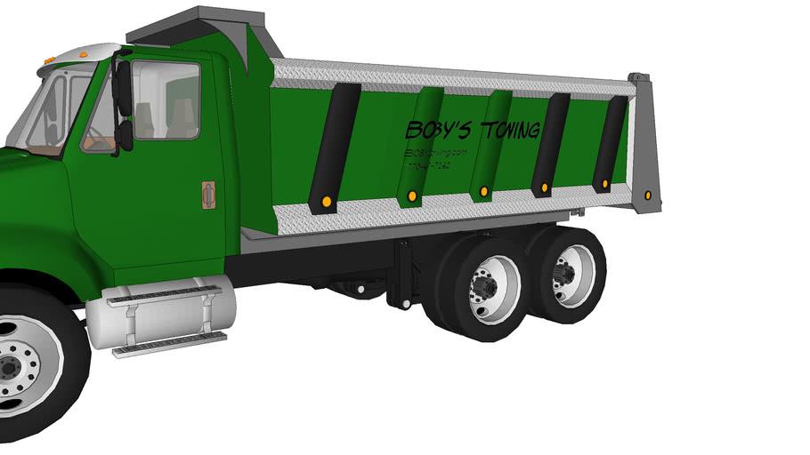 BOBYS dump truck
