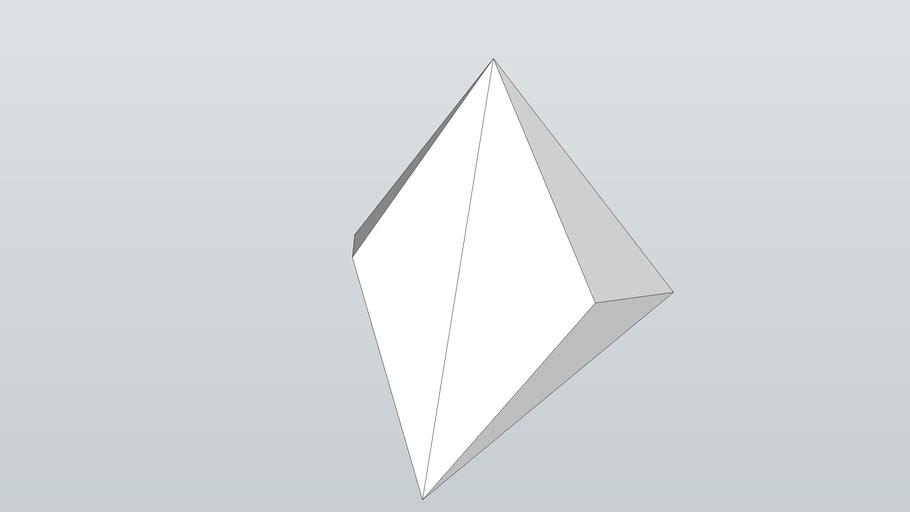 三角化四面體