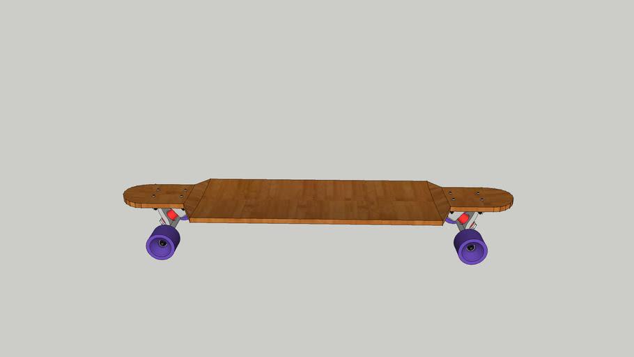 new longboard concept