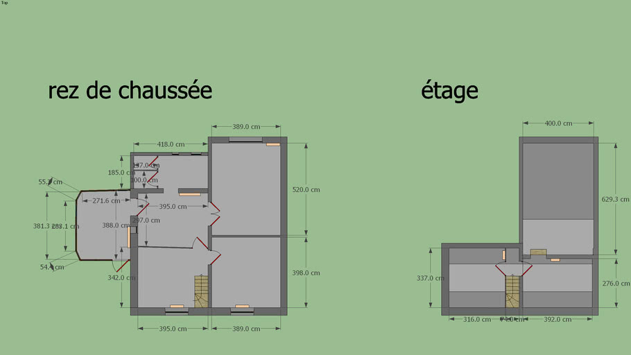 Projet extension Greb Nantes 44