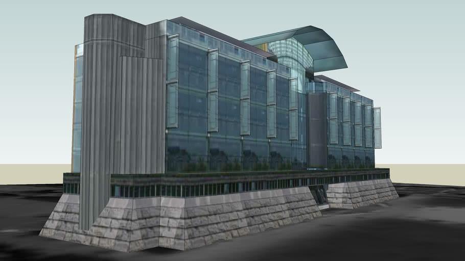UBC Koerner Library