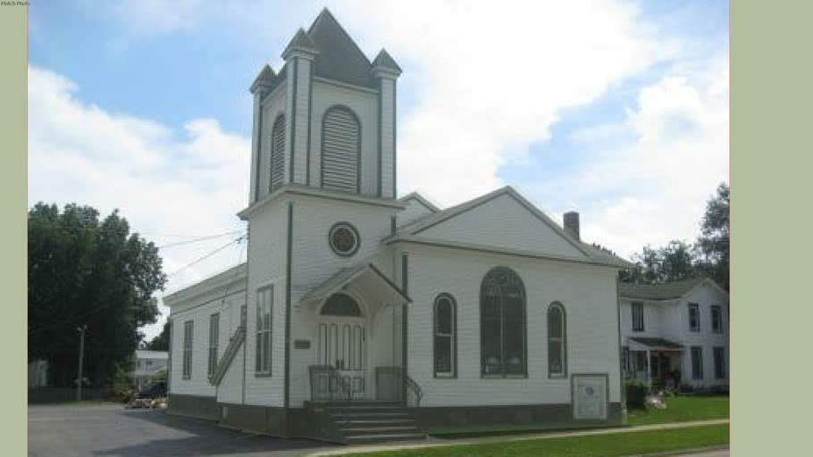 23 West  Church  – 1854 – Greek Revival – Free Will Baptist Church