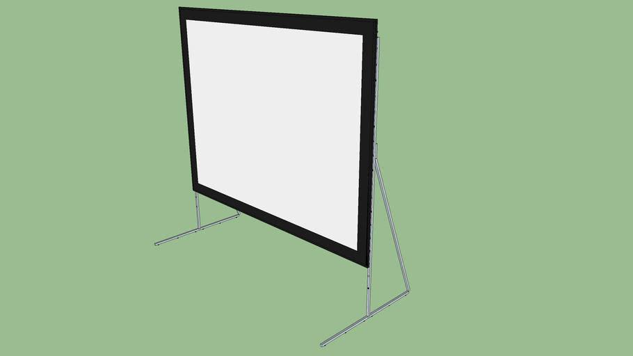 Screen, 7.5'x10'