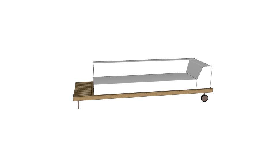 BK-Rip sofá