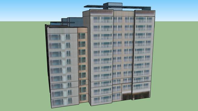 The Incheon Free Economic Zone Songdo Area - Building191