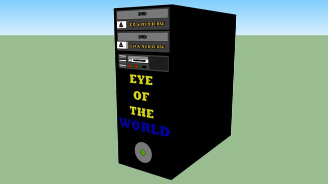 Eye Of The World PC - BRIGHT SPARKS INC.