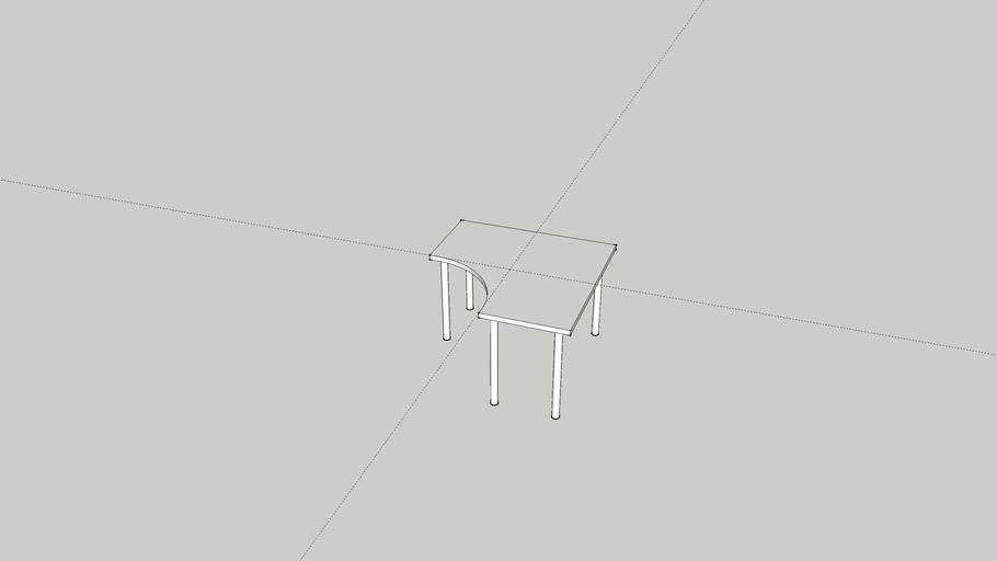 VIKA AMUND Corner table