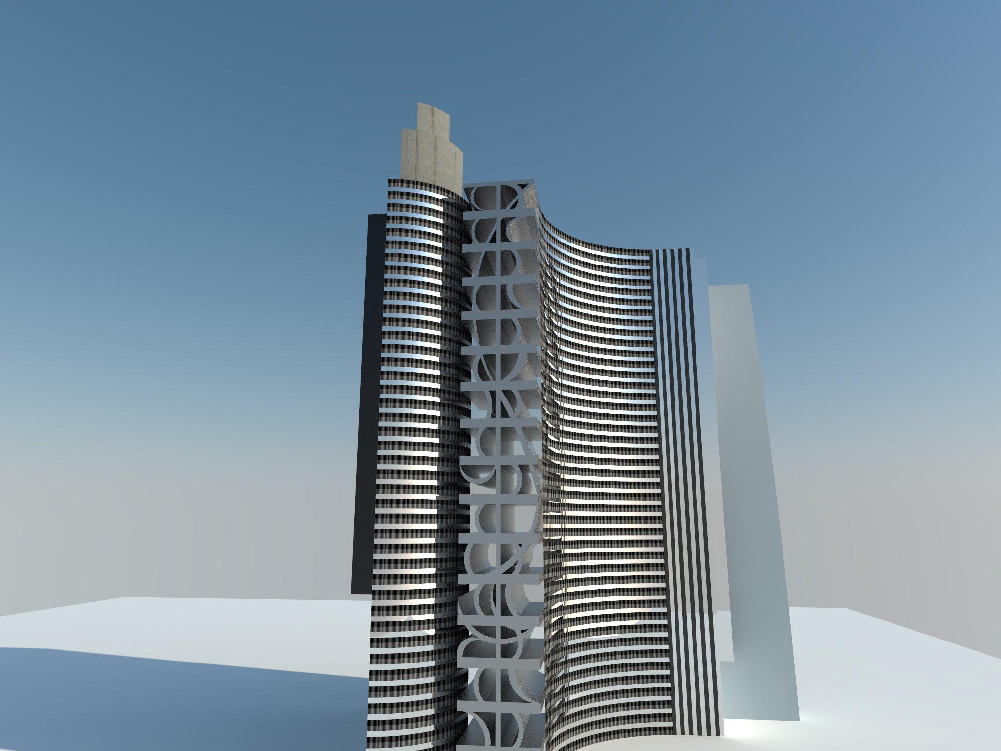 Beijing, building