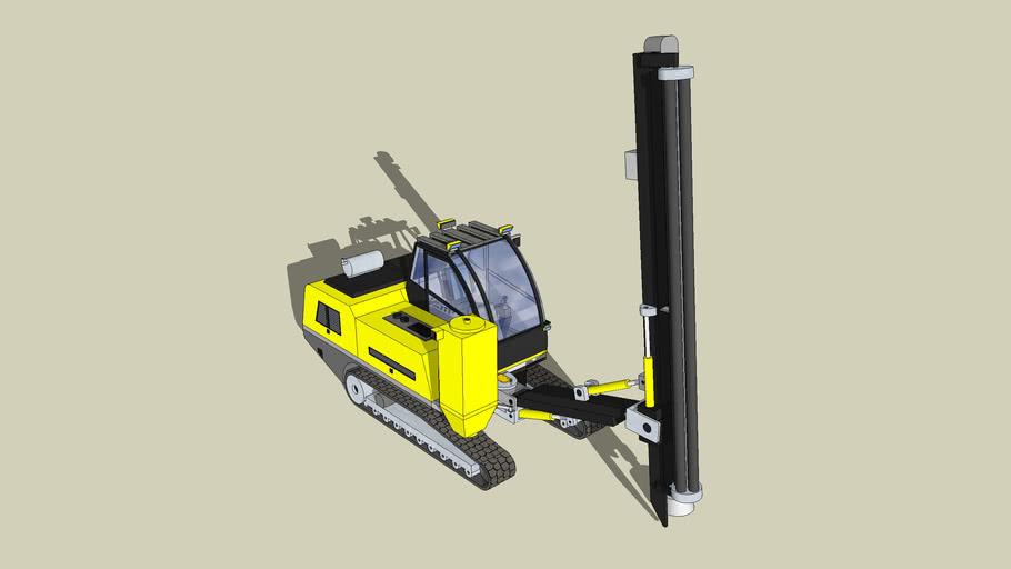 Drill Rig (Mining\Quarry Industry)