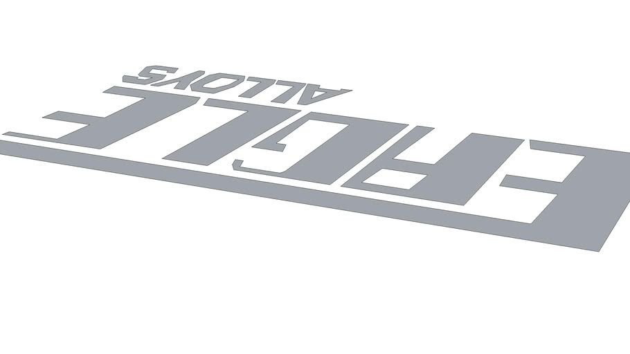 Eagle Alloy Logo