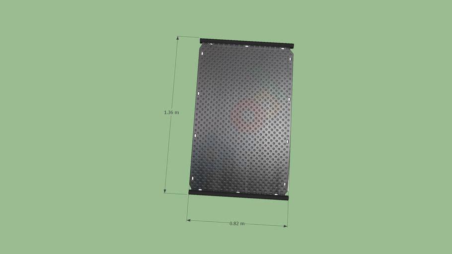 Солнечний коллектор OKU Pool Solar Absorber 1002 #Аванте99 #Avante99