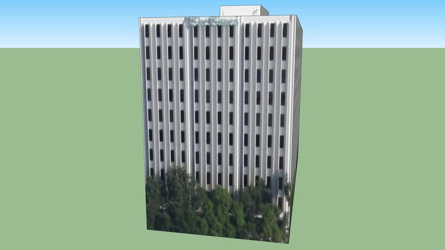 Bâtiment situé Tampa, Floride, États-Unis
