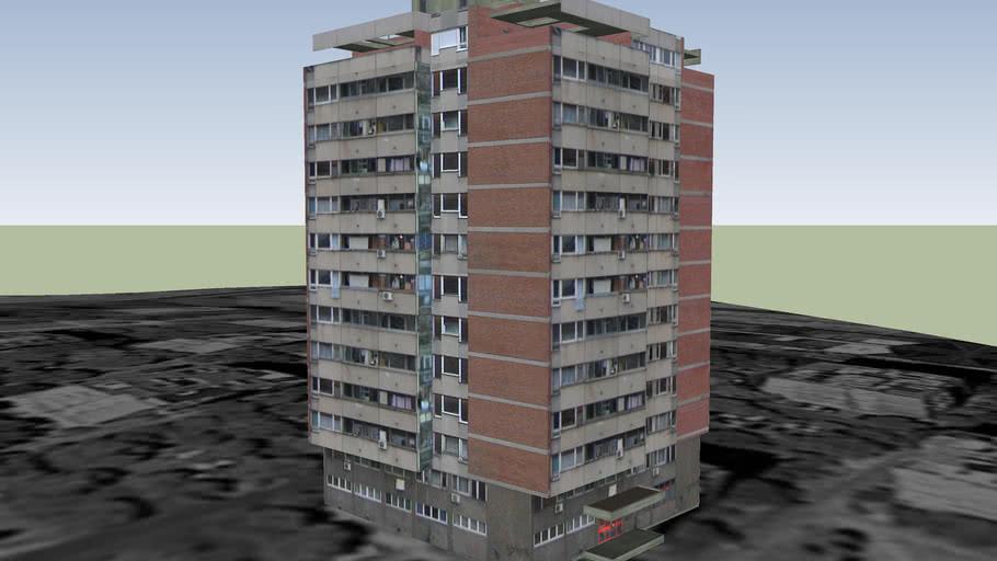 Blok 45, Jurija Gagarina br. 243, Novi Beograd
